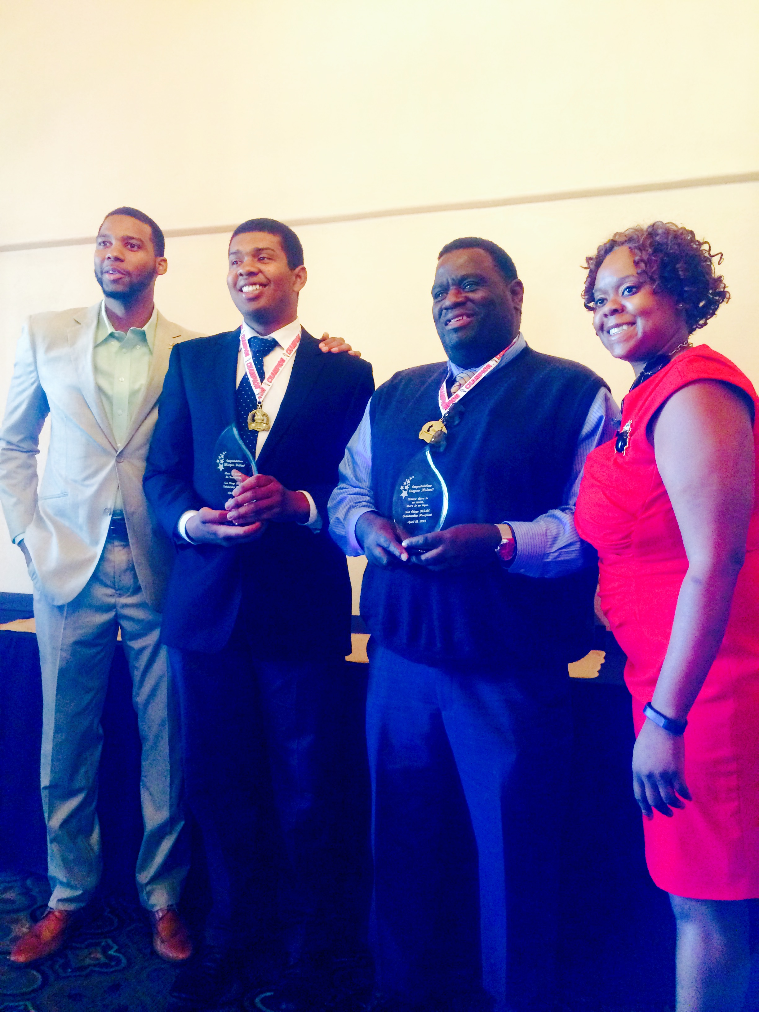 NSBE Professionals' Scholarship Luncheon (April) 01